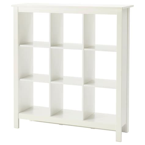 Tomn 196 S Shelving Unit White 116x127 Cm Ikea White Shelves