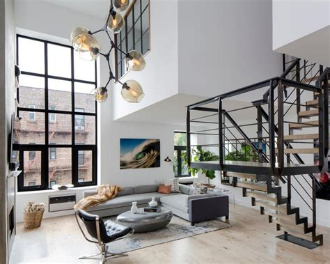 new york home design magazine soho duplex renovation in new york decor aid