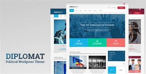 themes wordpress crack political candidate responsive wordpress theme diplomat