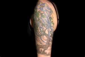 Tattoo by Nakona, San Francisco Sanfrancisco