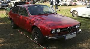 Alfa Romeo Gtv 1976 Alfaromeo 1976 Alfetta Gtv The History Of Cars