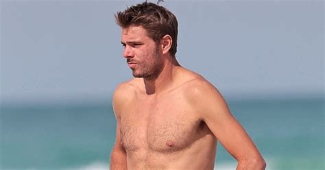 stan wawrinka shirtless pictures popsugar celebrity