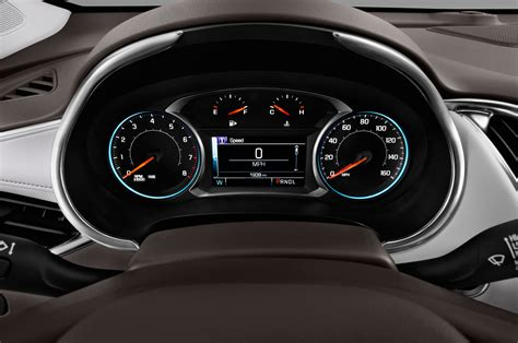 Chevy Malibu 2017 Interior by 2017 Chevrolet Malibu Gauges Interior Photo Automotive