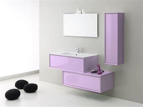 mobile bagno lilla mobile bagno brera 110 color iperceramica