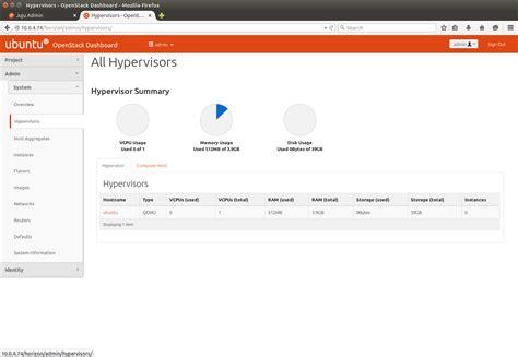 how to install openstack ubuntu installing ubuntu openstack