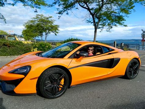 orange mclaren interior volcano orange supercar mclaren 570s rides
