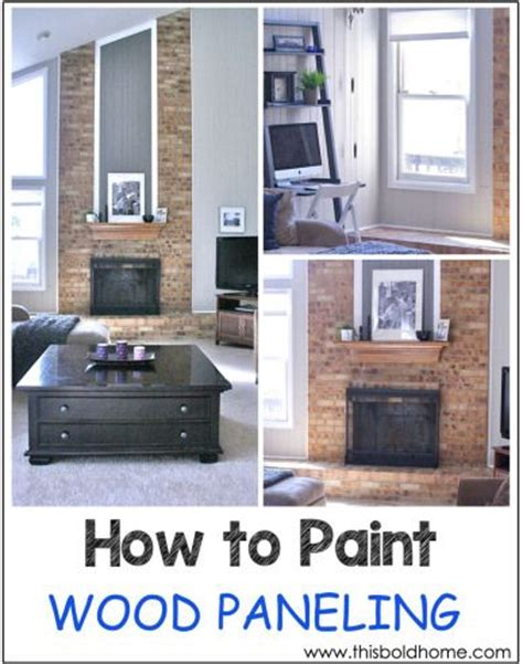 how to update wood paneling without painting 17 best images about this bold home on pinterest closet