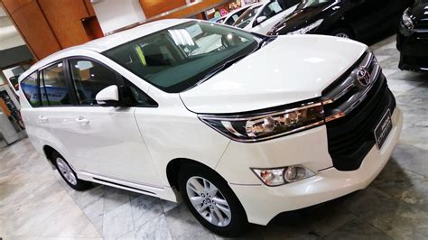 toyota philippines innova 2017 2017 toyota innova 28 g walkaround exterior interior