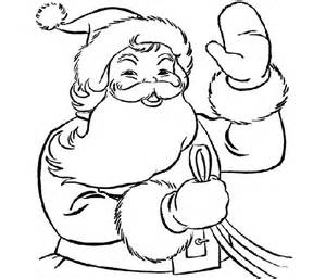 Santa Claus Craft Template by 60 Best Santa Templates Shapes Crafts Colouring Pages