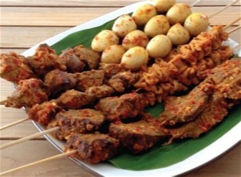 Usus Ayam Bakar aneka sate dan jeroan rismoe s traditional resto 081280077800 cibubur
