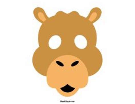 printable nativity animal masks best 25 donkey mask ideas on pinterest horse mask face