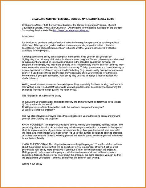 personal essay thesis statement personal experience essay college