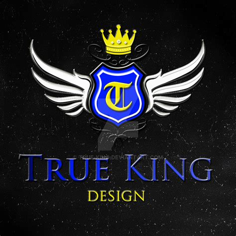 D King true king design logo by true king on deviantart