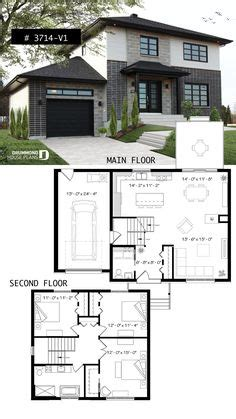 modern home design floor plans 180 best modern house plans contemporary home designs images in 2019 contemporary house