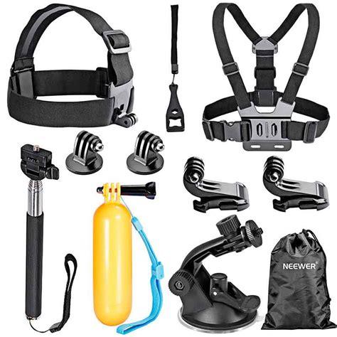 accesorios camara gopro accesorios gopro 8 en 1 el complemento ideal para tu