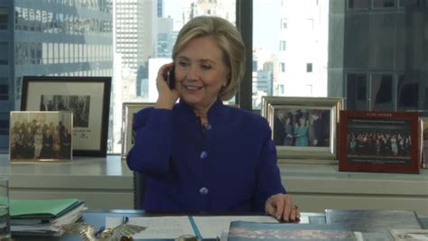 clinton house of cards video hillary clinton et kevin spacey dans une parodie de 171 house of cards