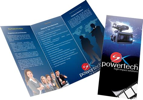 leaflet design options brochures flyershop