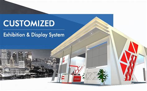 booth design in china modern aluminum china exhibition booth design buy
