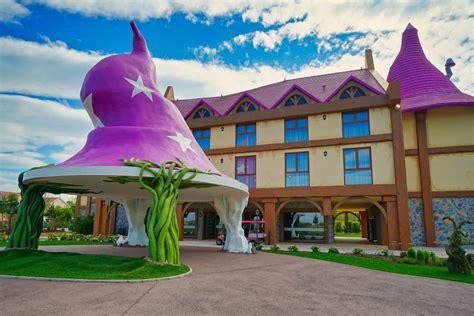 gardaland ingresso hotel inaugurato gardaland magic hotel il terzo hotel resort