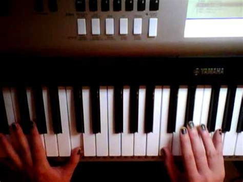 tutorial piano ghost i hope i become a ghost piano tutorial youtube