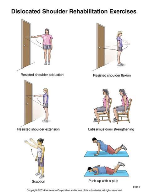 Detox Frozen Shoulder by Summit Shoulder Dislocation Exercises