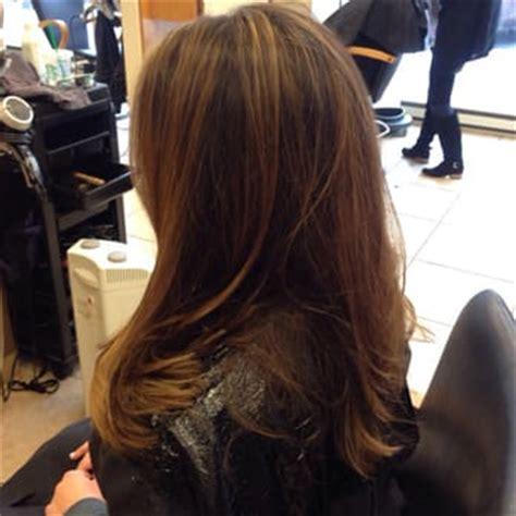 haircut places evanston steven papageorge salon hair salons evanston il yelp
