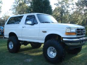 after the lift was complete 80 96 ford bronco ford