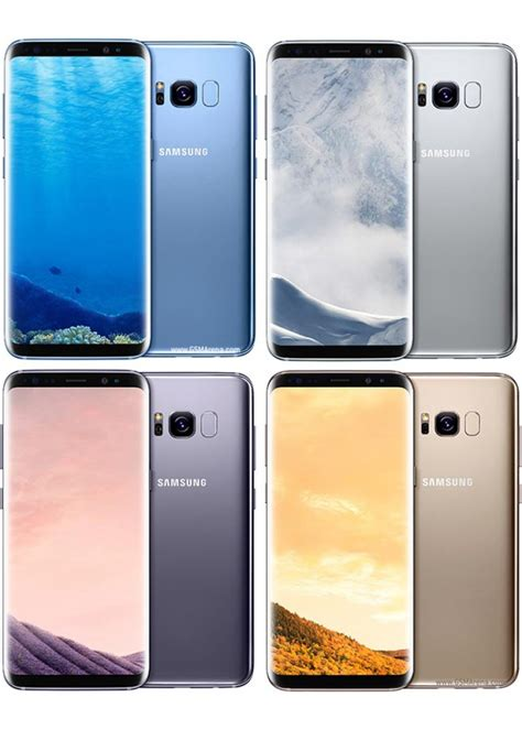 samsung galaxy s8 4g 64gb dual sim g950f without warranty box pack price in pakistan