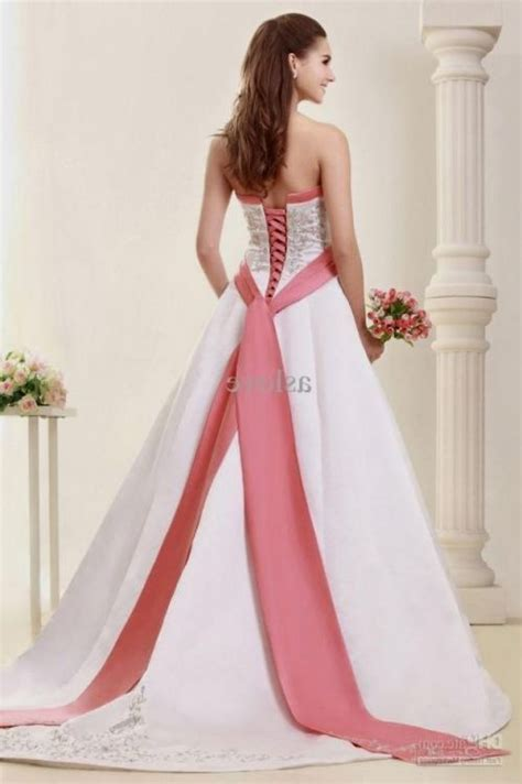plus size wedding dresses with color accents plus size wedding dresses with color accents 2016 2017