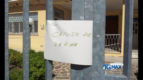 ufficio postale lanciano rapina alle poste di villa romagnoli bottino 1500
