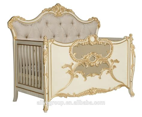 Ak24 Solid Wood Baby Bed Crib Multifunction Wooden Luxury Luxury Baby Crib