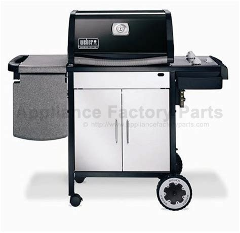 weber genesis silver b burner replacement weber genesis silver b swe 2005 parts bbqs and gas grills