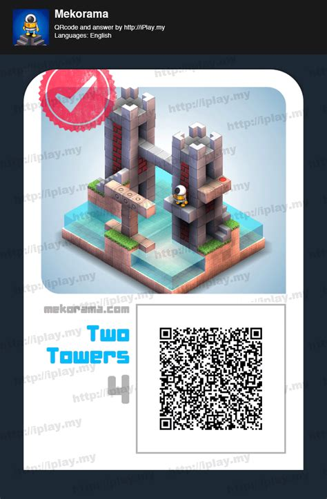 coding level 4 solution mekorama all levels answers and qr code iplay my