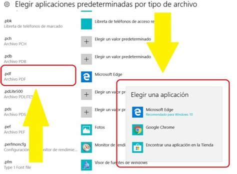 imagenes predeterminadas windows 10 windows 10 c 243 mo elegir aplicaciones predeterminadas para