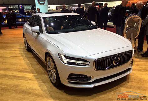 Volvo Auto by Volvo S90 Debuts On European Soil At 2016 Geneva Motor