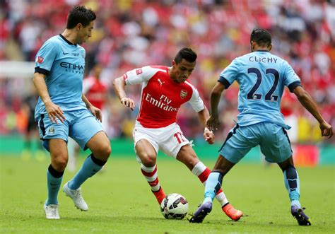 alexis sanchez man city alexis sanchez pictures manchester city v arsenal zimbio