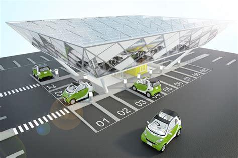 ev station of future   Inside EVs