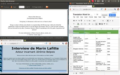 marian software resume my home