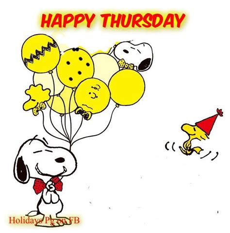 new year thursday snoopy happy thursday pictures photos and images for