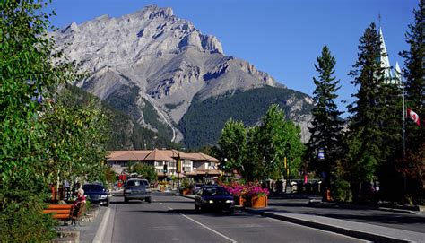 Job Resume It by Work In Banff Alberta Banff National Park