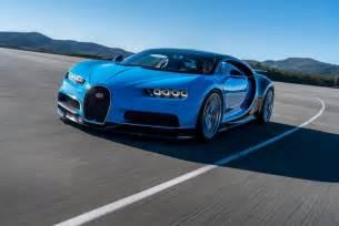Bugatti Chiron Official 2017 Bugatti Chiron Gtspirit