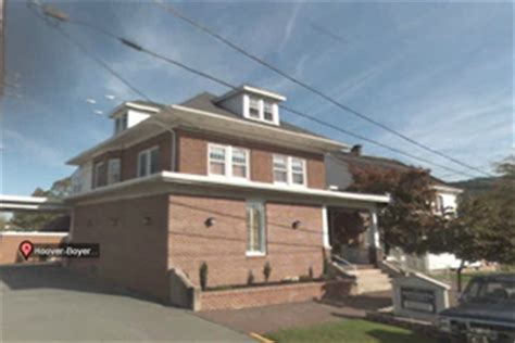 Hoover Boyer Funeral Home by Hoover Boyer Funeral Home Millersburg Pennsylvania Pa