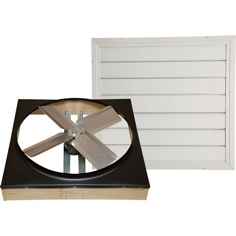 whole house ventilation fan ventamatic whole house fan 24in 4 600 cfm direct