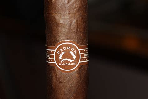 Padron Handmade - padron 4000 cigar review