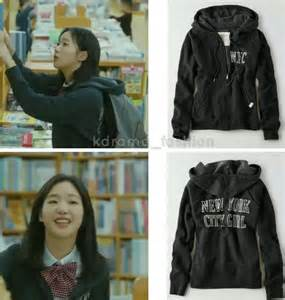 Hoodie Nypd Korea Drama Goblin Fightmerch 2 this is how much it costs to dress like ji eun tak of