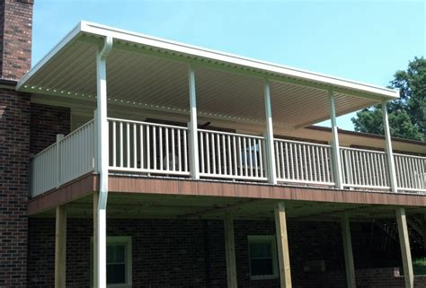 awnings aluminum awning aluminum awnings for decks