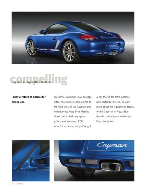 Porsche Of Nashua 2010 Porsche Cayman Porsche Of Nashua Nh