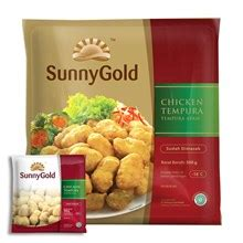 sell sunny gold nugget variant pack    indonesia