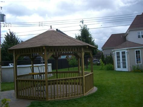 Gazebo Kits Cheap 25 Best Ideas About Wooden Gazebo Kits On