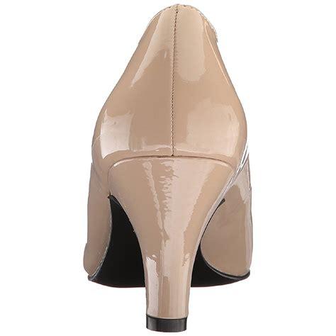8 Advantages Of Flat Shoes Heels by Beige Varnished 8 Cm 420w Pumps Shoes Flat